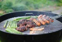 Barbecue-cooking