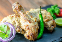 Afghani-chicken-cooking