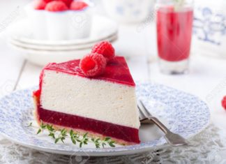 raspberry-and-roasted-red-bell-pepper-cheesecake